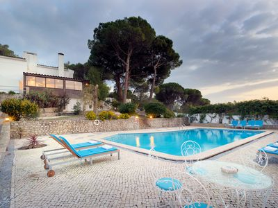 Photo for Casa Setubal Grande - Superb 6 Bedroom House in Beautiful Setubal with Private Pool and Pizza Oven