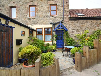 Photo for Seahouses Seaside Cottage in a quiet location yet only metres from the harbour.