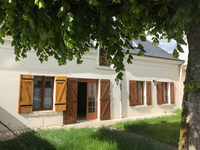 Photo for Cozy cottage near Zooparc Beauval and the Loire Castles