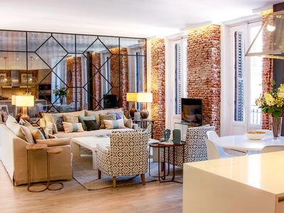 Photo for Luxury Apartment Heart Madrid