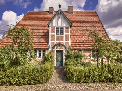 Photo for Beautiful apartment in Jork in the Old Country near Hamburg