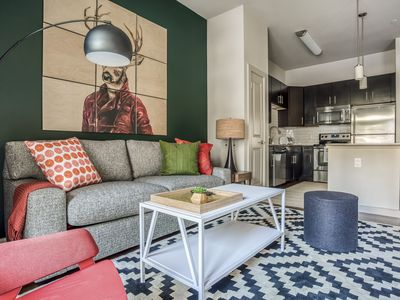 Photo for WanderJaunt | Anson | 1BR | East Riverside