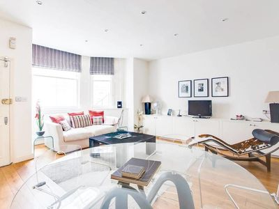 Photo for Stunning 1 bed Apartment South Ken/knightsbridge