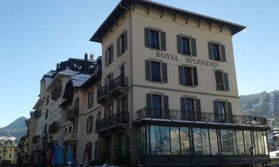 Photo for Rentals 4/5 people in the heart of Saint Gervais les Bains