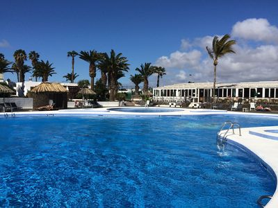 Photo for Villa In Las Brisas, Playa Blanca, Lanzarote Central Location