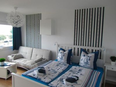 Photo for Apartment / app. for 2 guests with 25m² in Burgtiefe-Südstrand (76750)