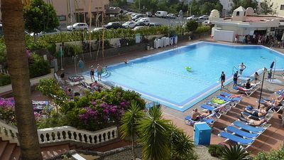 Photo for BEAUTIFUL APARTMENT WITH SUN ALL DAY - CLIMATISED POOL - GREAT TERRACE