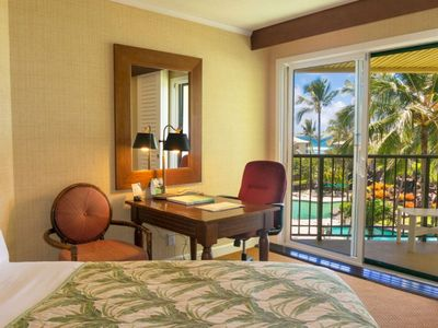 Photo for Kauai Beach Resort 2544: Beachside resort with many amenities and low rates!