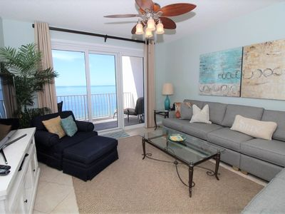Photo for Windemere 1102-Beach View From Terrace with Luxurious Interior!