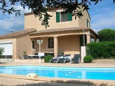 Photo for Villa in Provence in the Marcel PAGNOL's region