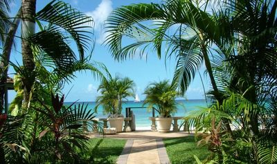 Photo for Stylish Beach Front Villa On the West Coast of the Beautiful Island of Barbados