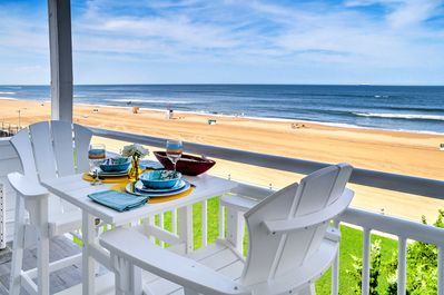 Virginia Beach Oceanfront Studio W Serene Views Northeast Virginia Beach
