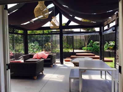 Photo for 1BR House Vacation Rental in Raglan, Waikato