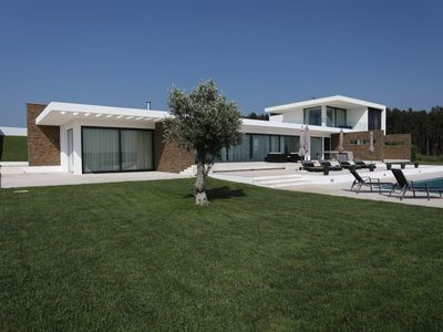 Photo for Silver Coast - Luxury Modern Villa, Panoramic Views, Games Room & Infinity Pool