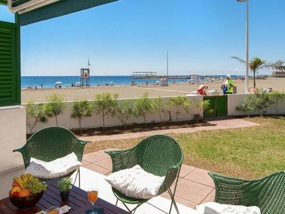 Photo for Apartments Beach Front, San Agustín  in Gran Canaria - 6 persons, 3 bedrooms