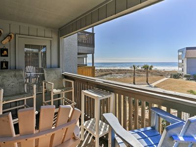 Photo for Myrtle Beach Resort Condo w/Pool & Beach Access!