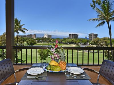 Photo for Let the Sea set you free... come stay at  Kaanapali Royal M302 to relax **