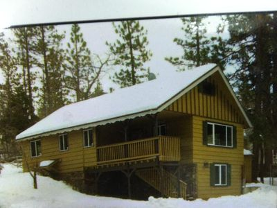Photo for Cozy Cabin Centrally Located ... we are open!!