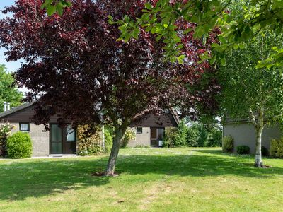 Photo for Pleasant home in a small holiday park, 700 metres from the beach