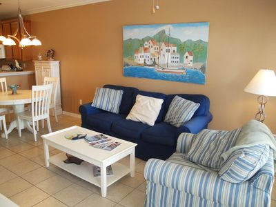 Photo for 2BR Condo Vacation Rental in Long Beach, Mississippi