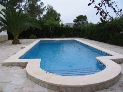 Photo for BIG FAMILY HOUSE WITH HUGE SWIMING-POOL_CARDONA
