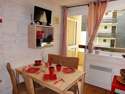 Photo for Apartment Les Asters in Les Ménuires - 3 persons, 1 bedrooms