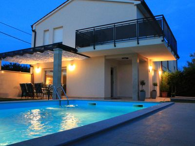 Photo for Villa Divina with heated outdoor swimming pool
