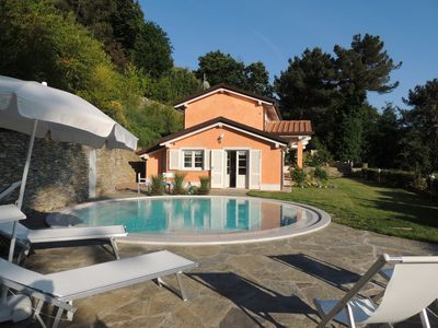 Photo for 3BR Villa Vacation Rental in Strettoia, Toscana