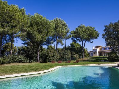 Photo for MAGNIFICENT Property Luxury Sea View Panoramic Heated Pool, Jaccuzzi, Balneo