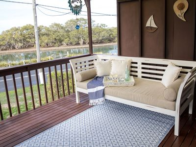 Photo for Kookas Nest - waterfront, tranquil setting