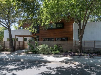 Photo for Perfect Location for SXSW! Spectacular Austin Home w/Guest House, Pool & Outdoor Entertaining Space!
