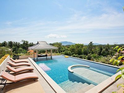 Photo for Ocean Breeze  5 Bed Villa with Private Pool in Rawai Phuket
