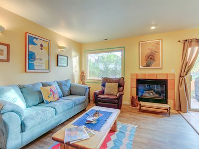 Photo for Condo surrounded by red rock natural beauty w/ shared seasonal pool access!