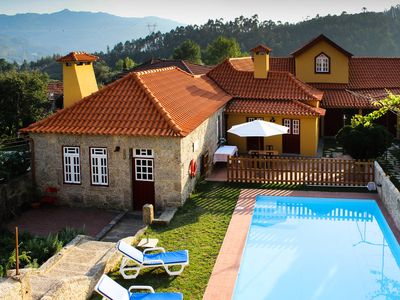 Photo for Charming villa w / pool for friends and families (breakfast & housekeeping include