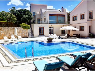 Photo for Luxury Villa with pool in Chania ( Angels Villa)