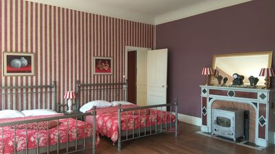 Photo for Aubergine Room- Chateau Constant