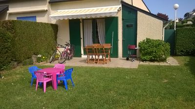 Photo for 2BR House Vacation Rental in Saint-Gildas-de-Rhuys, Bretagne