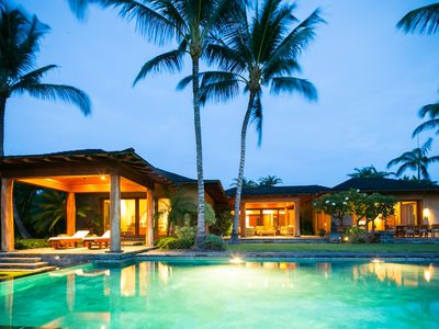 Photo for Prime Hualalai Four Seasons Resort Home newly available for Festive