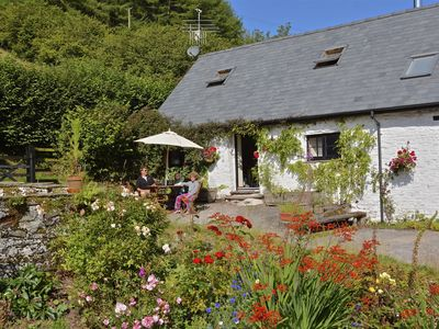 Photo for Barn Cottage on a Welsh hill farm in the Brecon Beacons