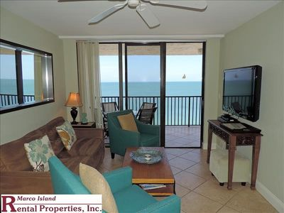Photo for Seawinds 1402; Beautifully remodeled 2 Bedroom with 2 Full Showers.Outstanding View!