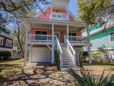 Photo for After Dune Delight: Single Family Home, ocean access, pool and playground