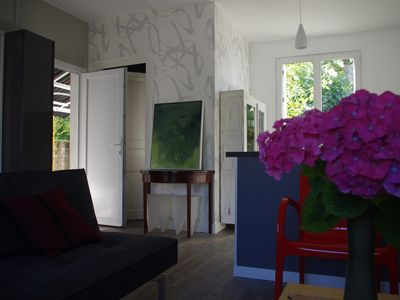 Photo for THE HOUSE NEXT - CHARMING COTTAGE IN NANTES
