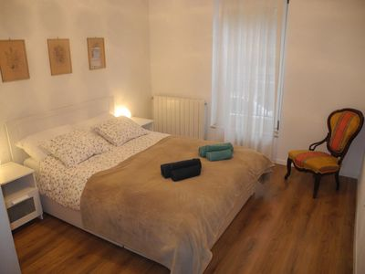 Photo for Holiday apartment Crikvenica for 2 - 4 persons with 2 bedrooms - Holiday apartment