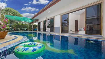 Photo for 3 Bed Pool Villa in Baan Dusit Pattaya by HVT