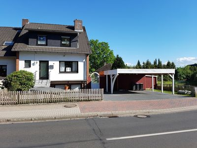 Photo for Large F **** cottage with garden, rest / play areas and sauna house