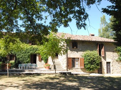 Photo for 5BR Farmhouse Vacation Rental in Umbertide, Umbria
