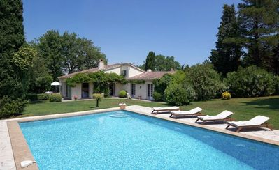 Photo for Beautiful villa of 340m² ideally located in Saint-Tropez!