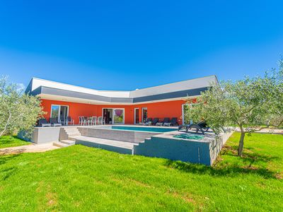 Photo for Holiday house Krnica for 8 - 10 persons with 4 bedrooms - Detached holiday house