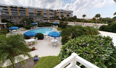 Photo for Beautiful Studio Condo with Gulf and Pool View