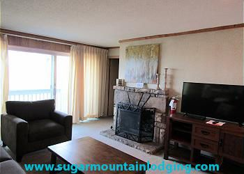 Photo for 2 Bedroom Skyleaf Condo rented by Sugar Mountain Lodging, Inc.